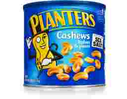 Planters - Cashews Halves & Pieces