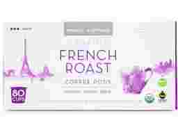 Prince & Spring - Organic French Roast Coffee Pods