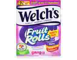 Welch's - Fruit Rolls Variety Pack