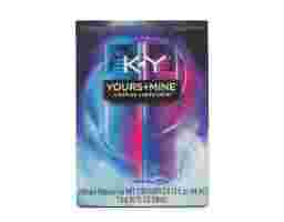K-Y - Yours+Mine Couples Lubricants