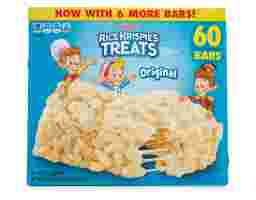 Kellogg's - Rice Krispies Treats