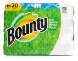 Bounty - White Paper Towels