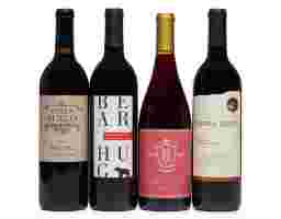 The Red Wine Collection