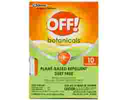 OFF! - Botanicals Towelettes