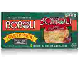 Boboli - Party Pack Mini Pizza Crusts And Sauce