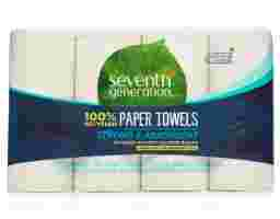 Seventh Generation - 100% Recycled Paper Towels