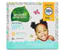 Seventh Generation - Baby Wipes