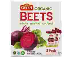 Gefen - Organic Whole Peeled Cooked Beets
