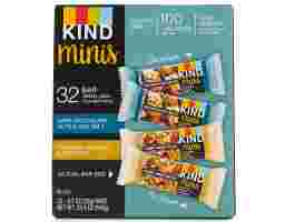KIND - Minis Nut Bars Variety Pack
