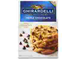Ghirardelli - Triple Chocolate Premium Cookie Mix