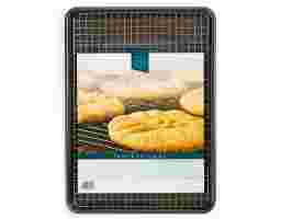 Chicago Metallic - Baking Sheet Set With Cooling Rack