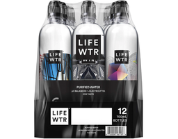 LIFEWTR - Premium Purified Water