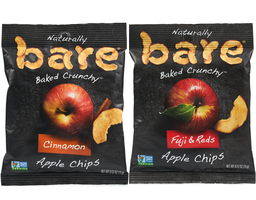 Bare - Baked Crunchy Apple Chips Variety Pack