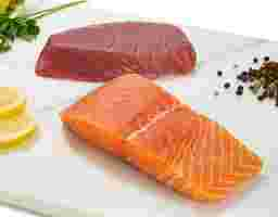 Atlantic Fresh Salmon + Wild Yellowfin Tuna Combo Pack
