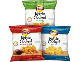Lay's - Kettle Cooked Variety Pack