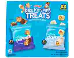 Kellogg's - Rice Krispies Treats Poppers Variety Pack