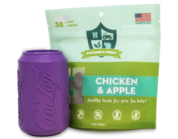 SodaPup - Soda Can Treat Dispenser Chew + Treat Pack