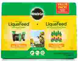 Miracle-Gro - LiquaFeed All Purpose Plant Food + Feeder Value Pack