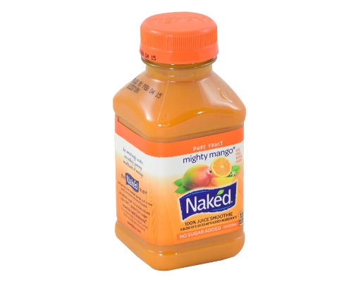 Smoothies shaved naked