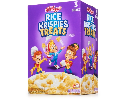 Boxed Com Kellogg S Rice Krispies Treats Cereal 34 8 Oz