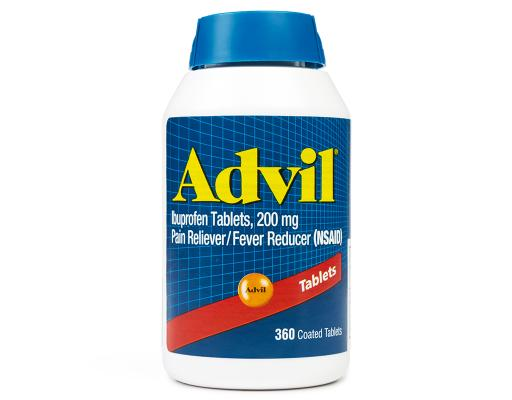 Aleve Vs Ibuprofen For Arthritis