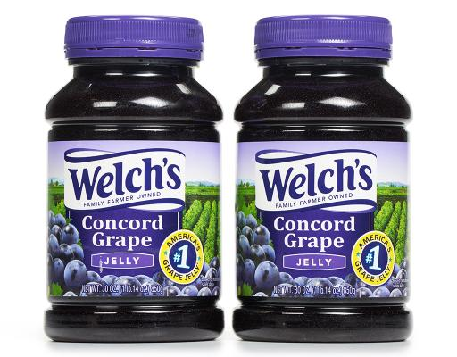 Welch S Natural Concord Grape Spread Ingredients
