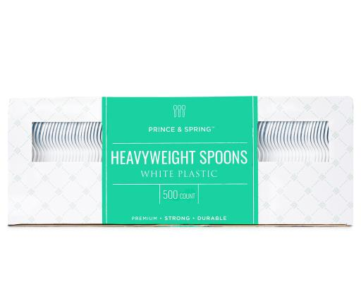 Heavyweight Spoons