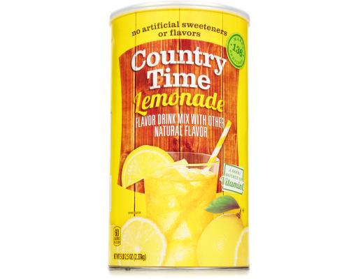 Lemonade Flavor Drink Mix
