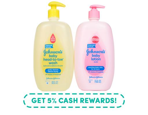 Baby Wash & Baby Lotion