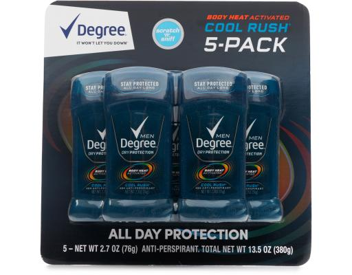 Dry Protection Antiperspirant