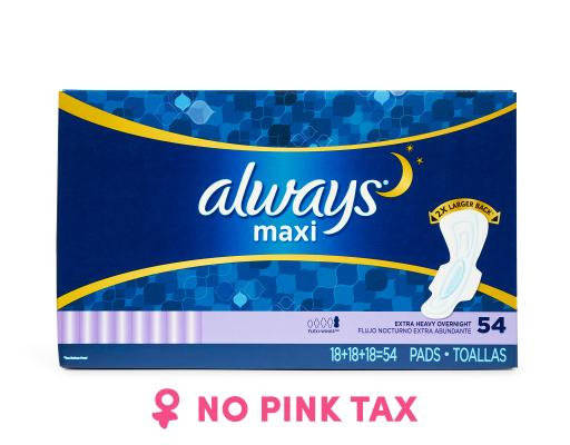 Maxi Pad with LeakGuard & FlexiWing