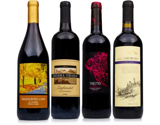 Big Bold Red Wines