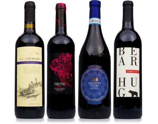Globetrotting Red Wines