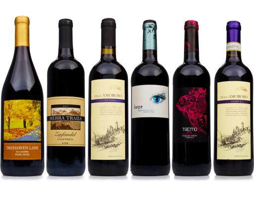 International Red Wines
