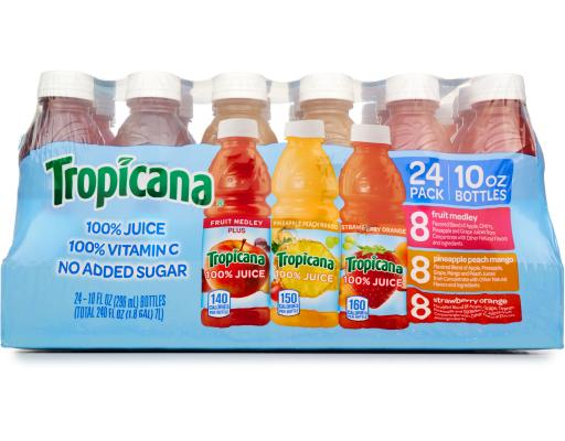 Fruit Juice Variety Pack