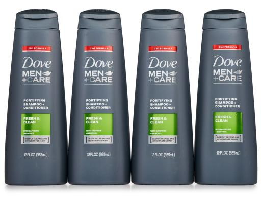 Men+Care Shampoo + Conditioner